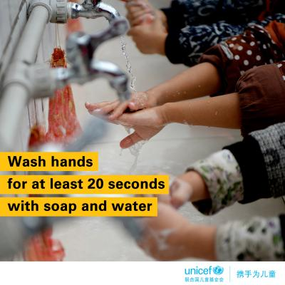 One of the most effective and simple ways of helping to prevent the spread of #coronavirus is washing your hands.