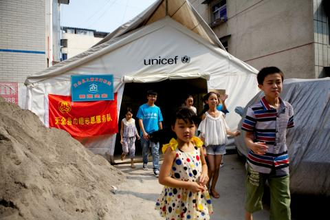 40 years for children in China