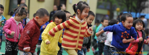 Census Data About Children in China 2013