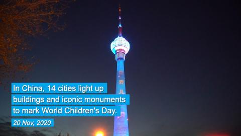 Light up for children